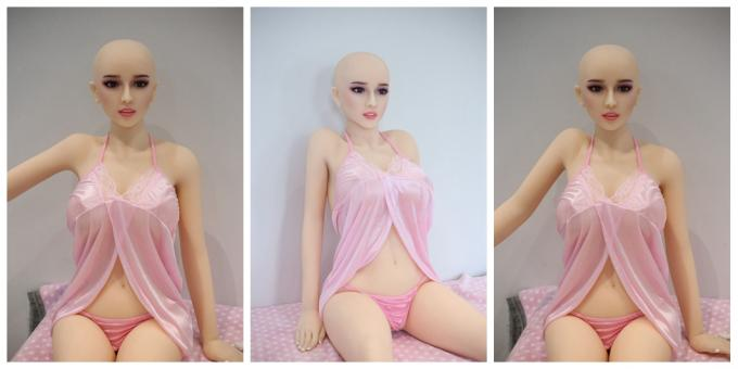 Real Doll Small Breast 160cm B Cup Athletic Life Size Realistic Adult Sex Dolls for Sex Shop