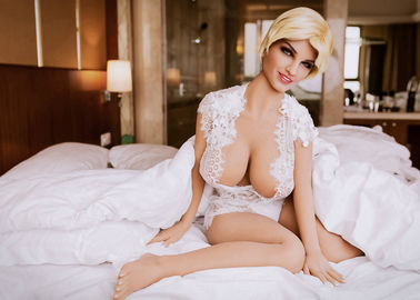 Good Quality Full Size Realistic Male Dolls & Sexy American Blonde Girl Huge Boobs Love Doll 152cm big ass big breasts mature sex dolls on sale