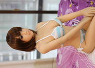 Online shopping sex dolls Asian Japanese cute sexy girl love entity doll 148cm D cup young looking love doll