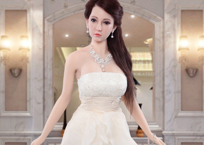 Silicone Sex Doll with Implanted Hair OEM factory free shipping 165cm Full size TPE love doll real sex dolls