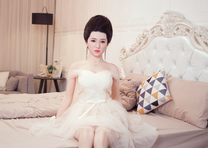 Real Live Silicone Sex Doll Asian Girl Adult Love Dolls 160cm Adult Size Realistic Hot Real doll with Implanted Hair
