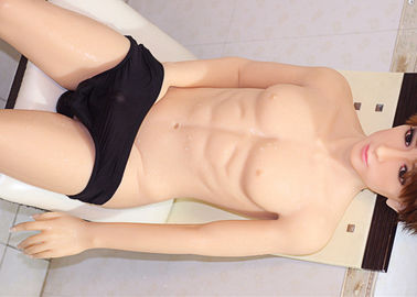 Realistic 150cm TPE Male Sex Dolls,Big Muscle Male Sex Doll for Gay Anus Play