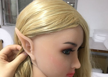 China Elf Ear Doll Realistic Short Size Busty Hot Girl Adult Sex Toys 155cm Muscular BBW Sex Dolls Big Boobs Thick Ass factory
